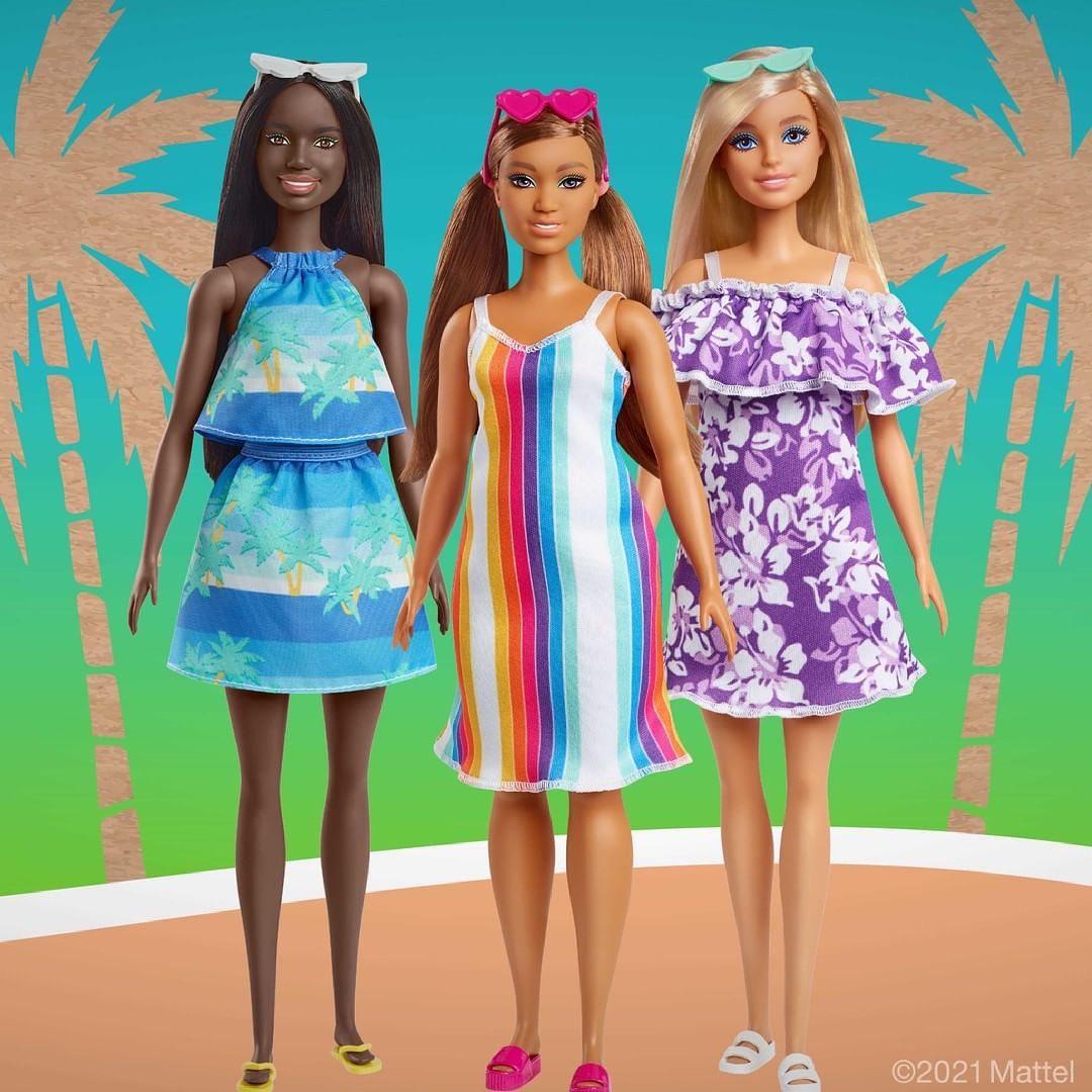 Malibu Barbie Dolls