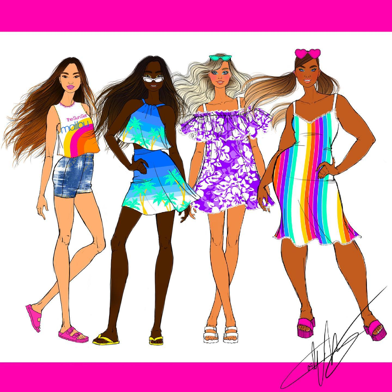 Malibu Dolls