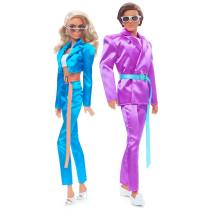 Power Pair Barbie & Ken giftset, the 2021 Virtual Barbie Convention exclusive! 1