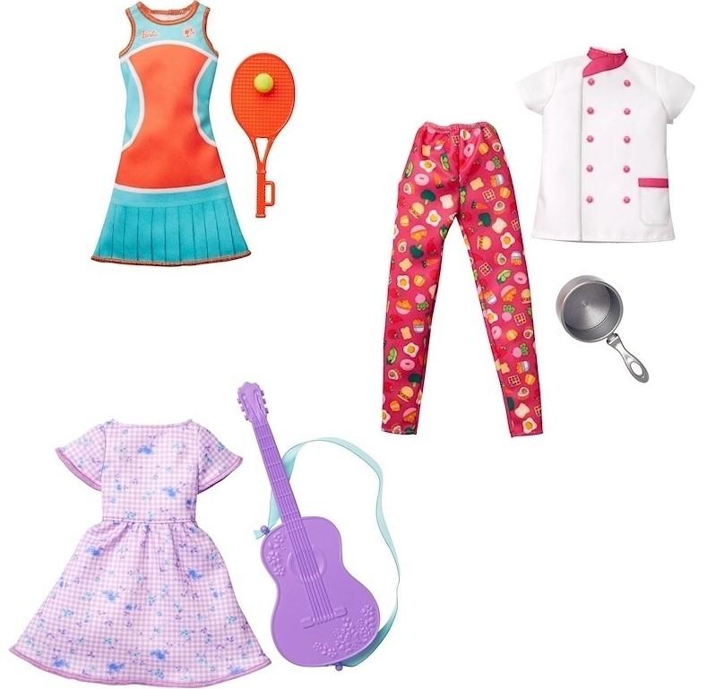 2022 Barbie Fashion Packs2