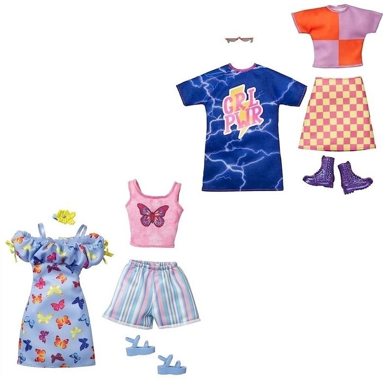 2022 Barbie Fashion packs4
