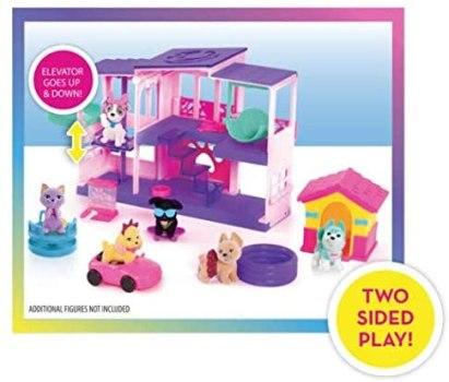 Barbie Deluxe Pet Set Dreamhouse 1