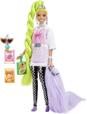 Barbie Extra Doll Yellow Hair 1