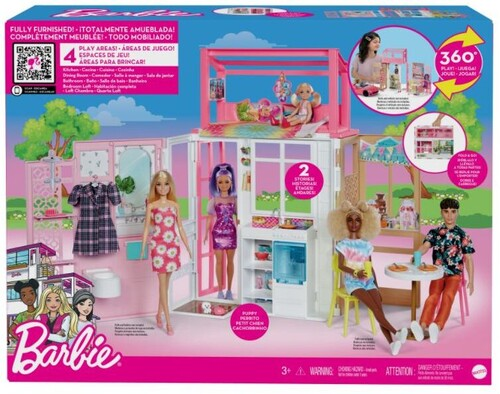 Barbie House 2022
