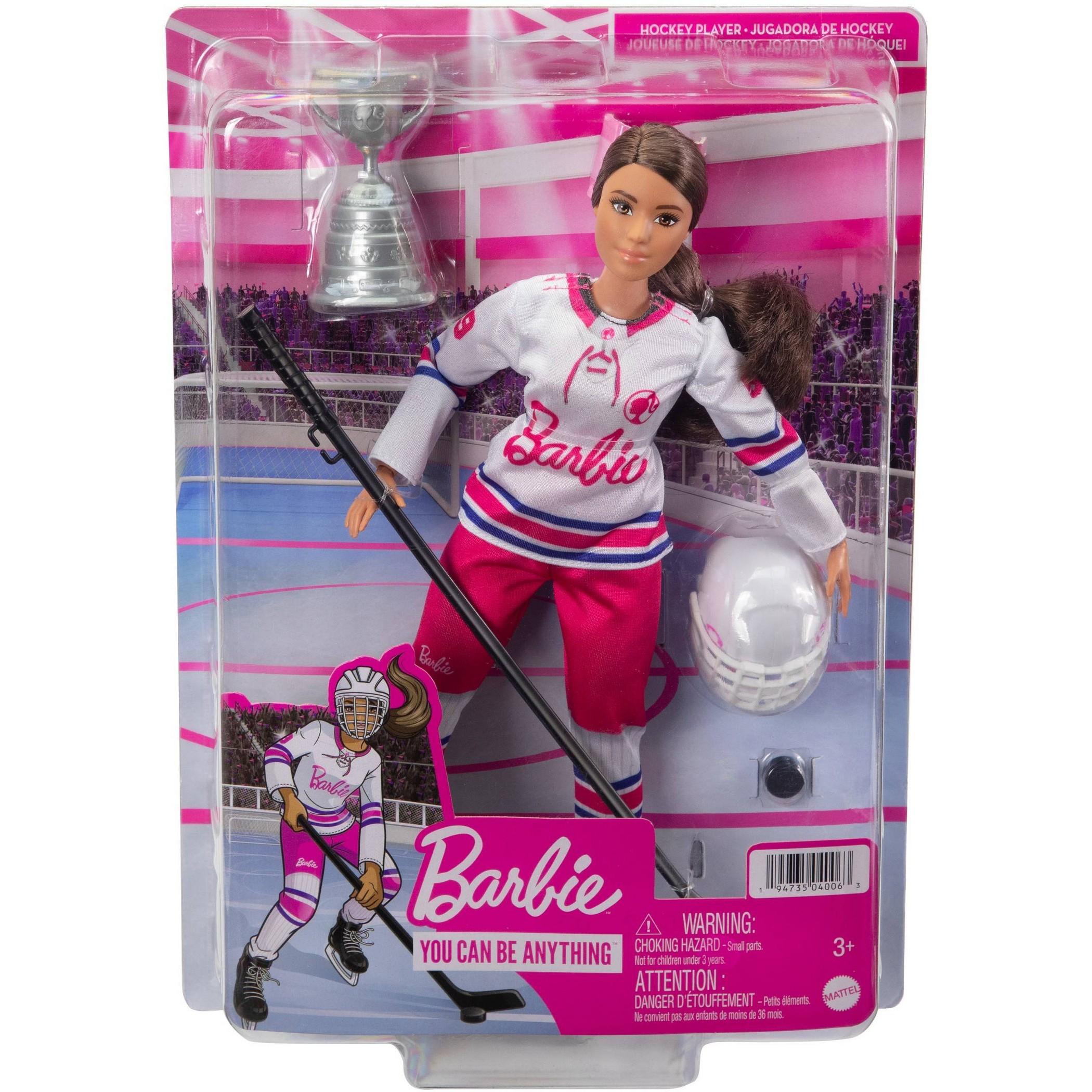 barbie_hockey_player_doll nrfb