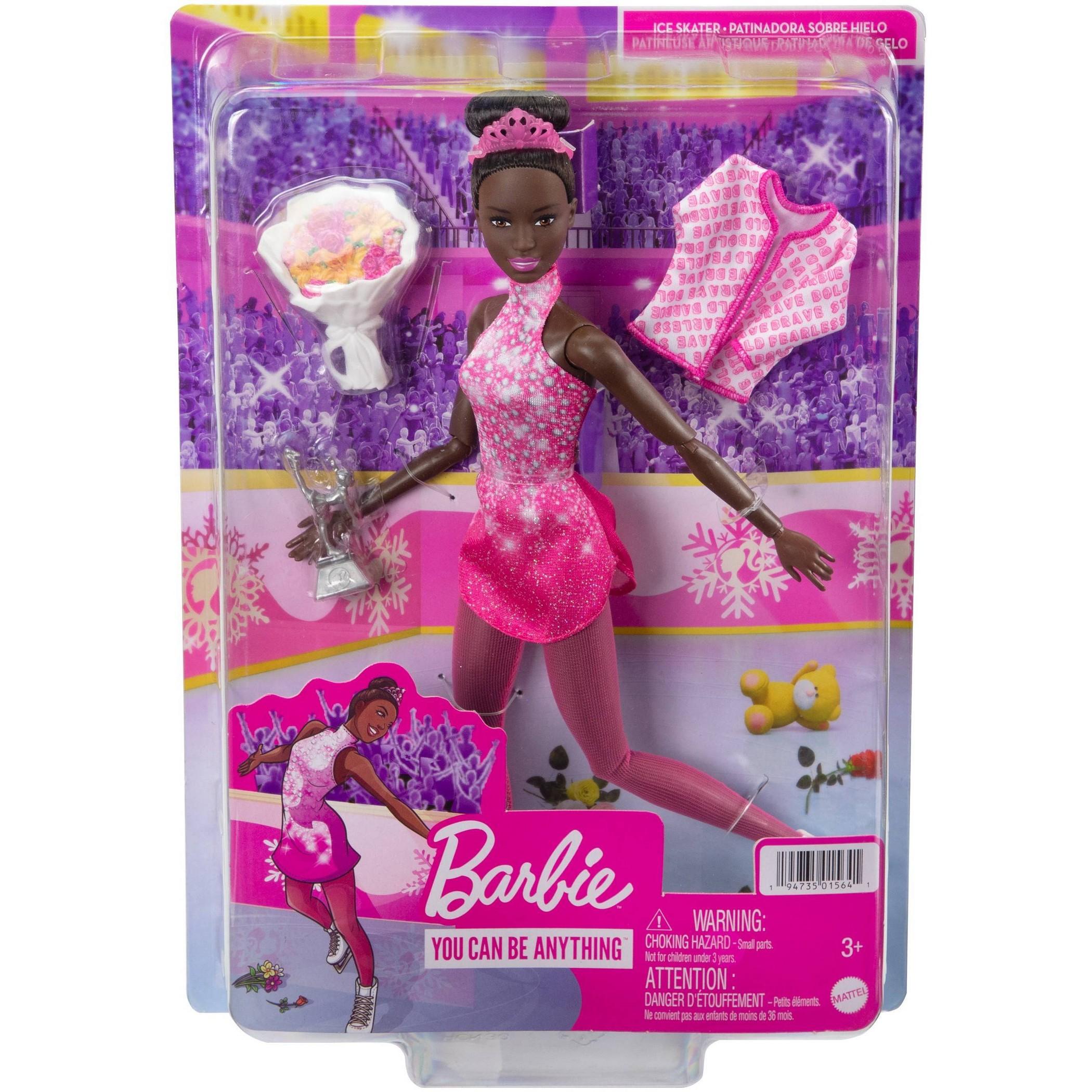 barbie_ice_skater_doll nrfb