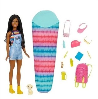 It Takes Two Camping Playset brunette
