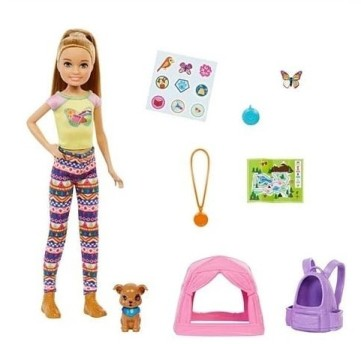 Skipper It Takes Two Camping with pets Playset 2